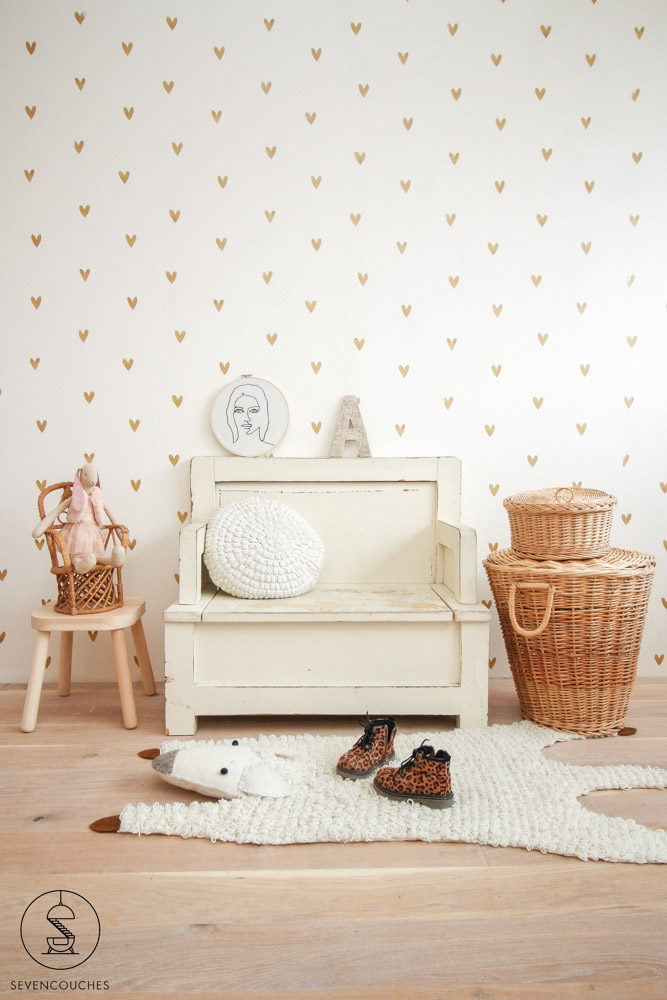 tweedehands vondsten kinderkamer