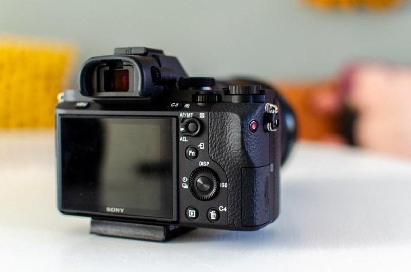 Sony A7 II met 24-70 mm f2.8