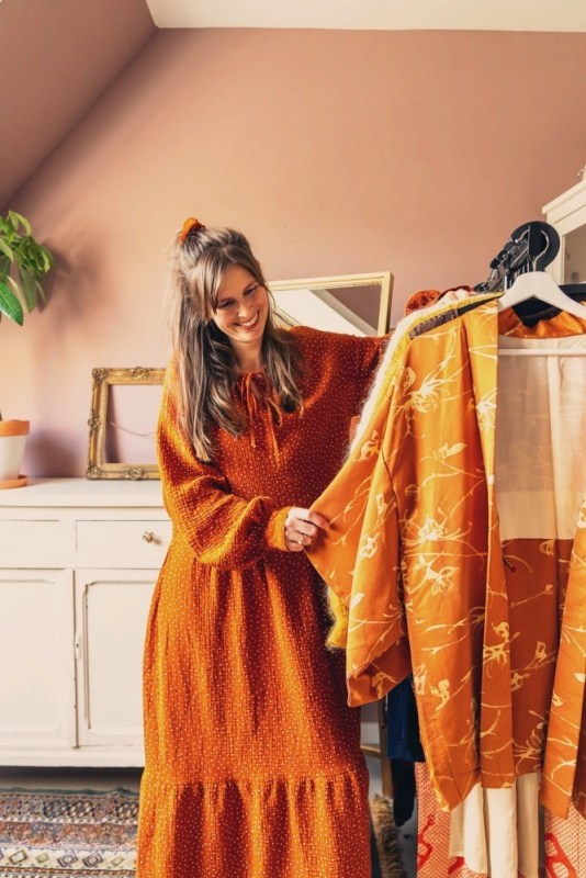 duurzame handgemaakte kleding