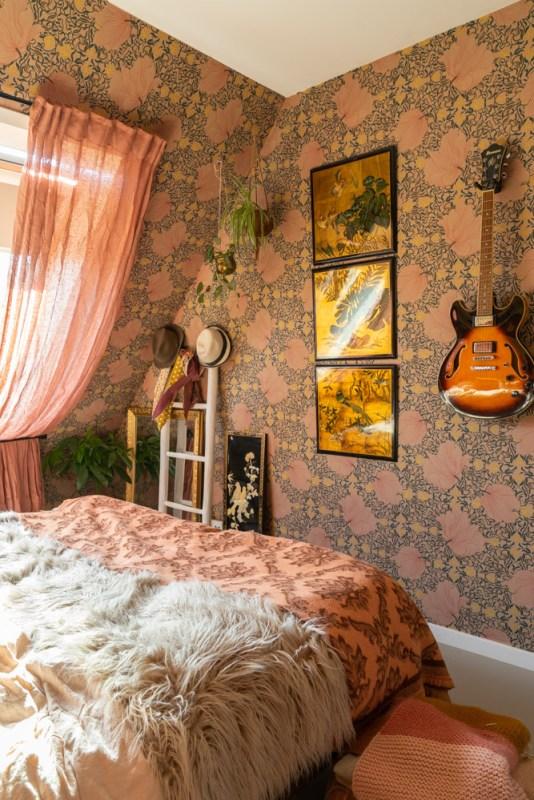 karwei behang slaapkamer