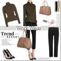 Winter Office Looks And Workwear Ideas For Women Over 35 ...
