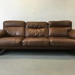 De Sede Sofa Vintage Sofas At Costco Ca Canapé Cuir Leather