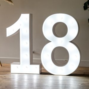 18th Birthday Party Package Hire Props Melbourne  Styled Event Hire
