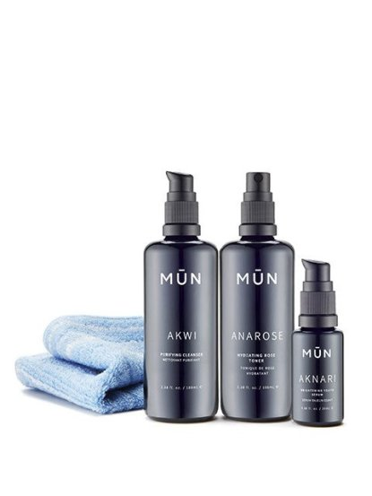 Munskin, Natural Skincare, Mun Daily Face Essentials, best skincare, simple skin care routine