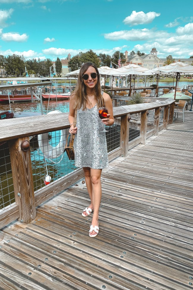 z supply snakeskin dress with hermes dupe sandals