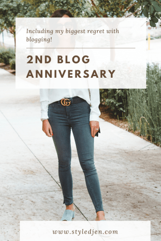 Second Blog Post Anniversary