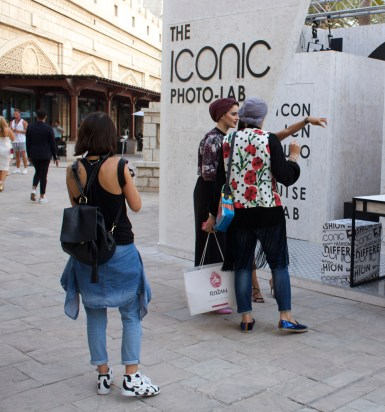 Trendy Street Style Dubai