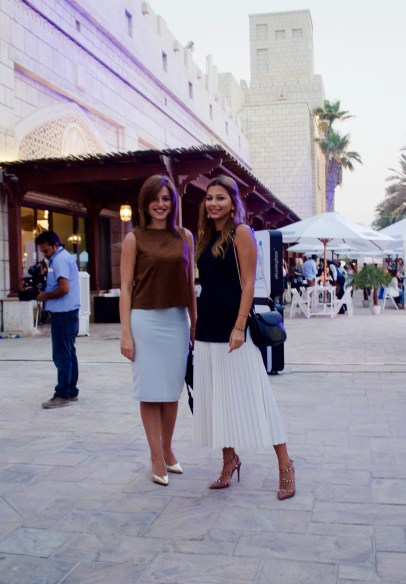 Abu Dahbi Style Bloggers