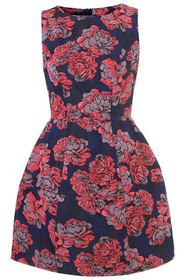 Floral Topshop Dress. www.topshop.com