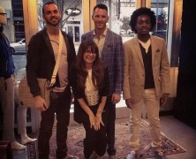 Men's Spring Fashion 2014 at Silverfly