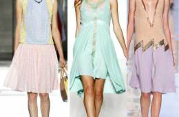 Spring 2014 Trend: Pastel Colors