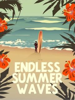 Endless Summer Waves