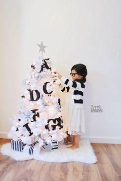 ABC Christmas tree