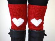 https://www.etsy.com/listing/169475287/knit-boot-cuffs-heart-legwarmer-red-boot
