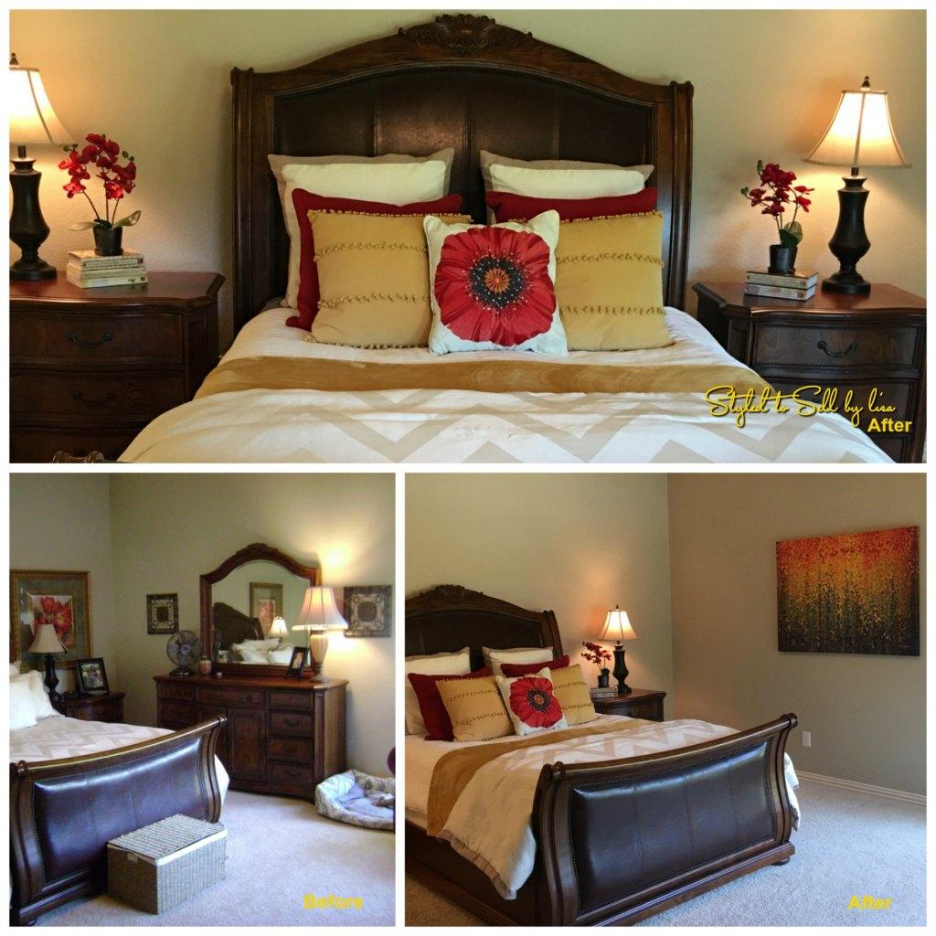 Fertitta Master Bedroom Collage