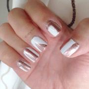 gorgeous metallic nail polish