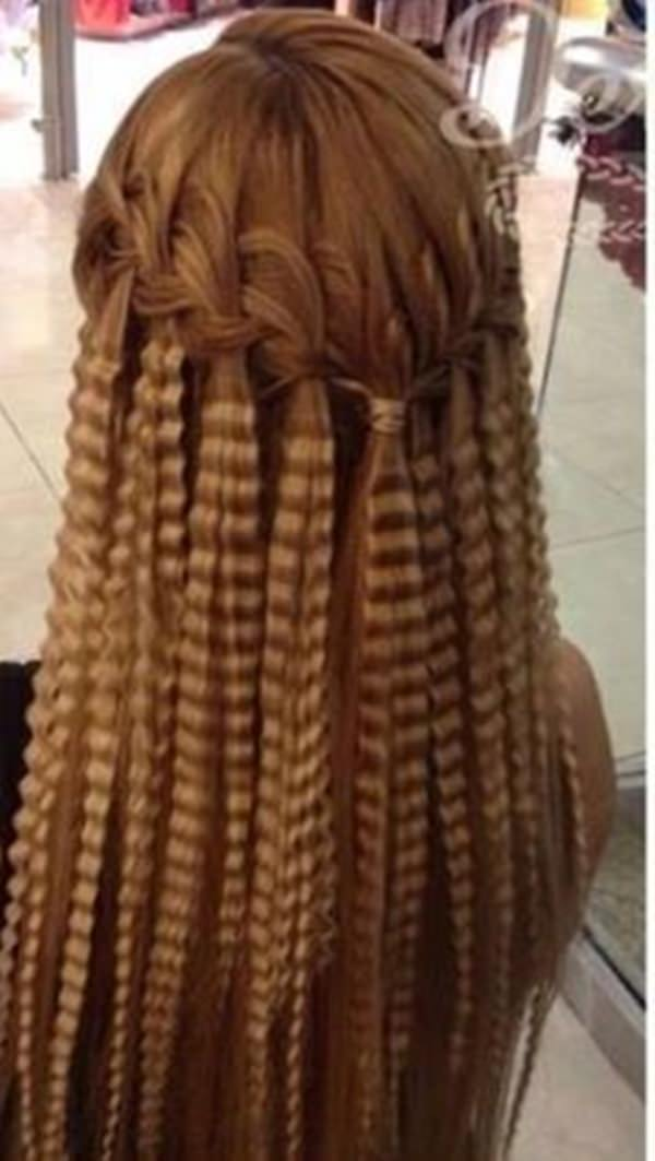 54 Crimped Hair Ideas for 2019  Style Easily