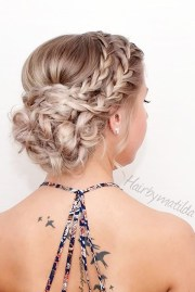 easy homecoming hairstyles