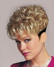 wedge hairstyles meant