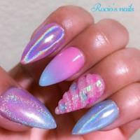 61 Acrylic Nails Designs for Summer 2019 - Style Easily