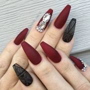 coffin nails die - style