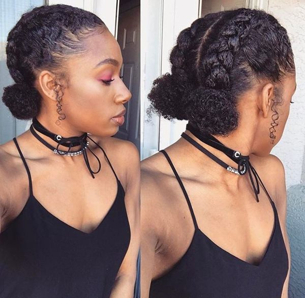 55 Super Cute Natural And Short Hairstyles Style Easily