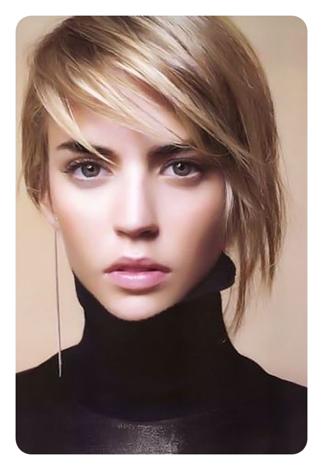 Asymmetrical Short Bob : asymmetrical, short, Asymmetrical, Ideas, Style, Easily