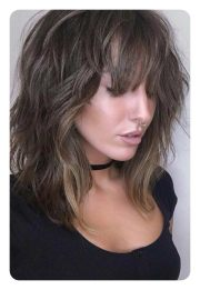 hairstyles with light wispy