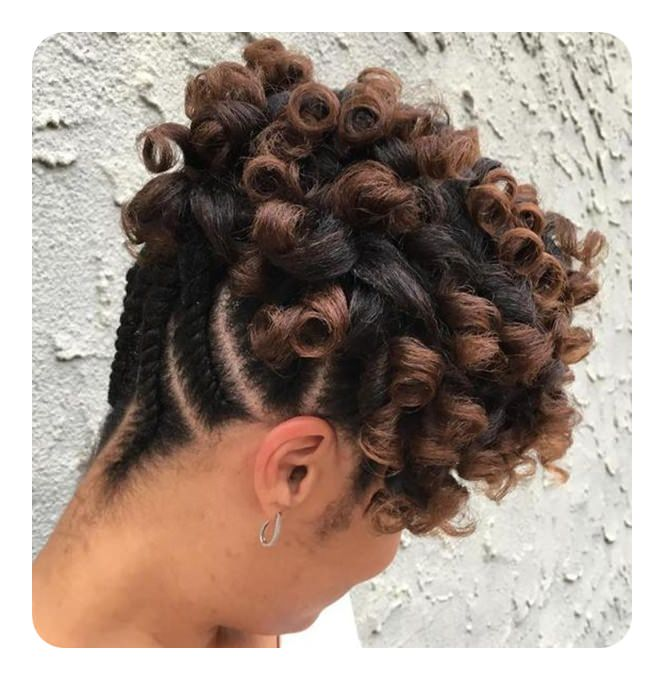85 Best Flat Twist Styles And How To Do Them Hair Styles Men