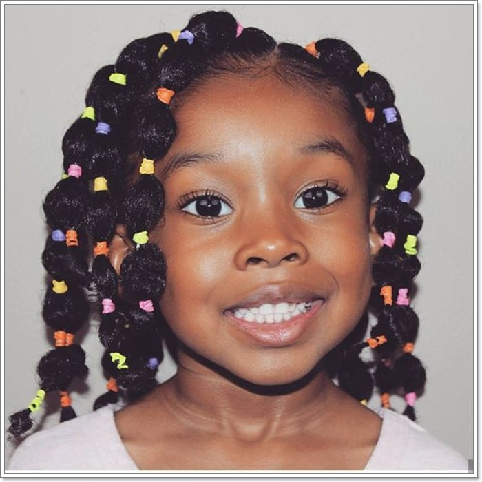 104 Hairstyles For Black Girls That You Need To Try In 2019