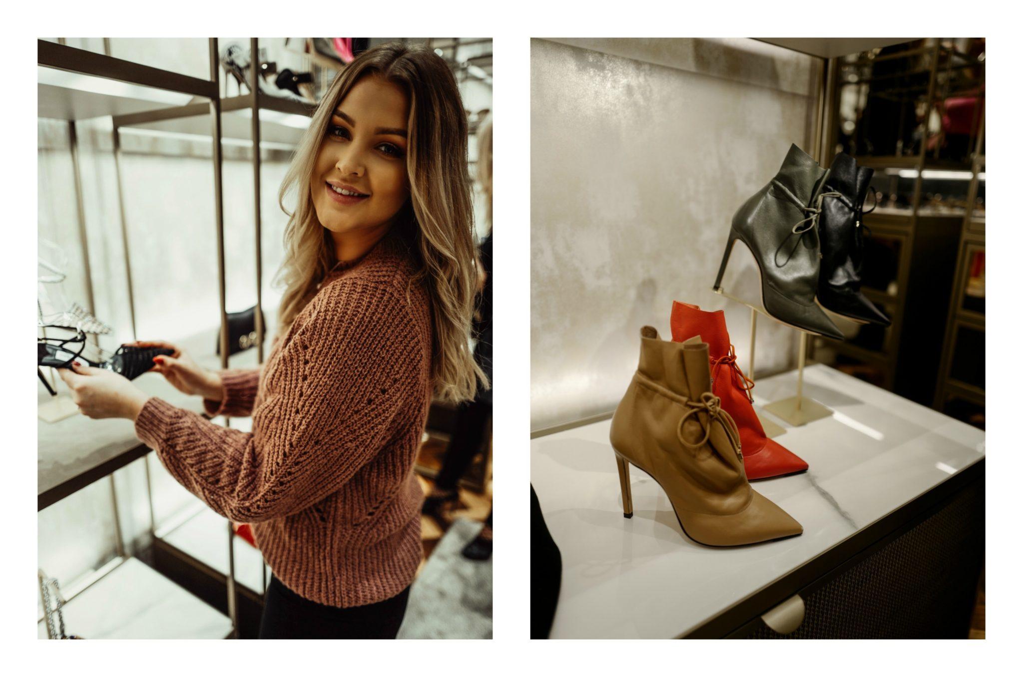 ... nästa års skomodeller och man fick chansen att köpa vissa par på plats  innan dom skulle tillbaka till London idag. Om ni ser skorna till höger så  är dom ... ea46098ed3282