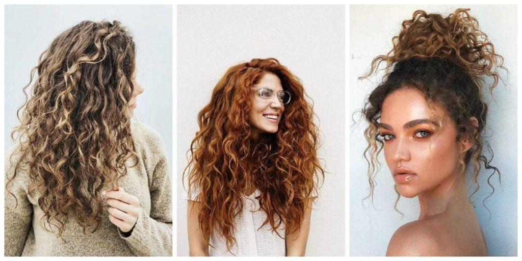 krulligt hår tips