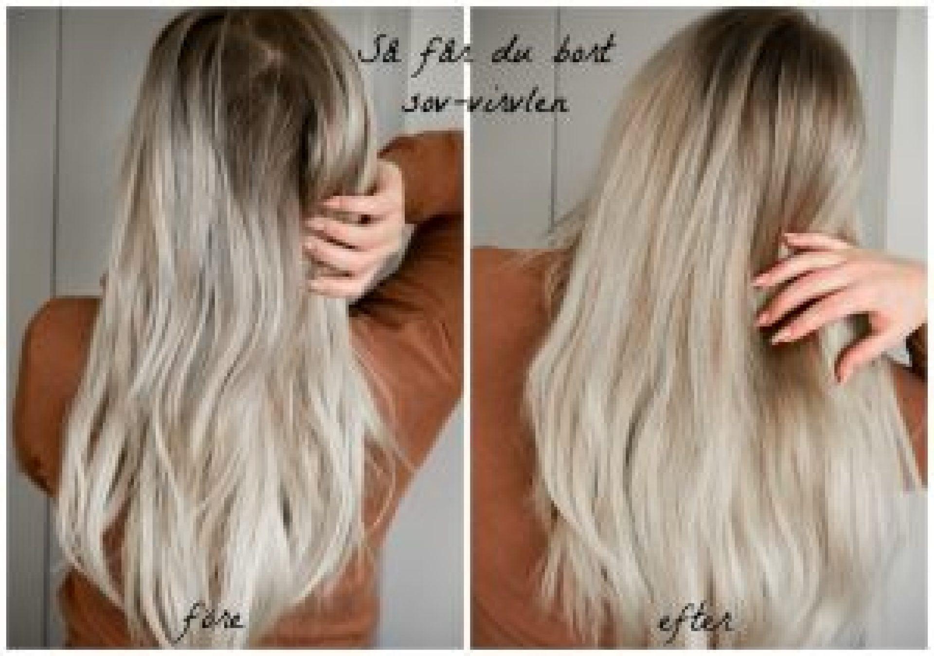 varför har man virvlar i håret