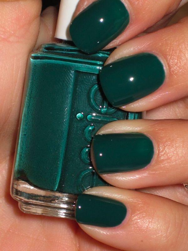 autumn nail polish colours