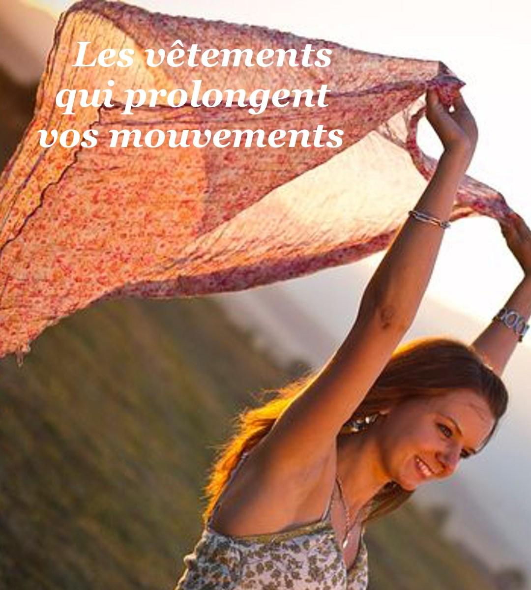 Vêtement-mouvement