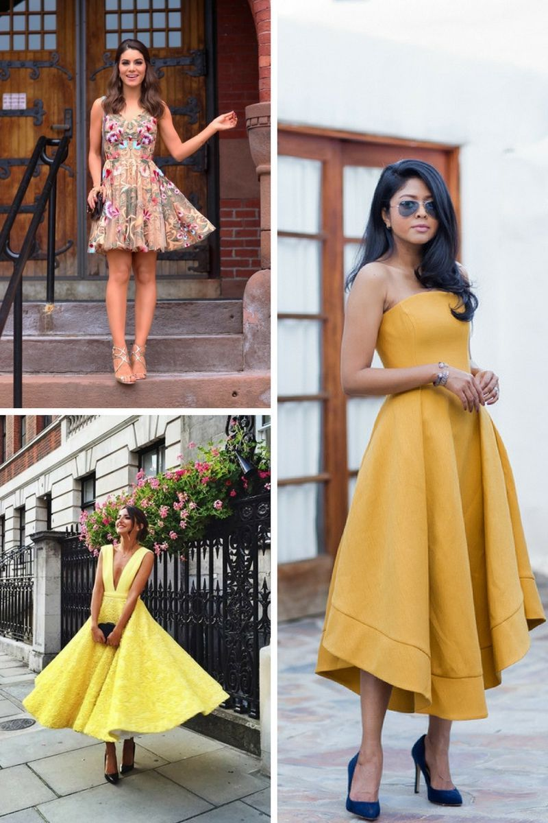 Wedding Guest Outfit Ideas For Summer 2019  StyleFavouritecom