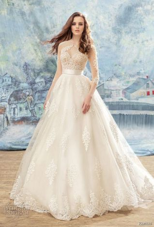 20+Collection of The Most Popular Wedding Dresses at The Moment Ideas 1