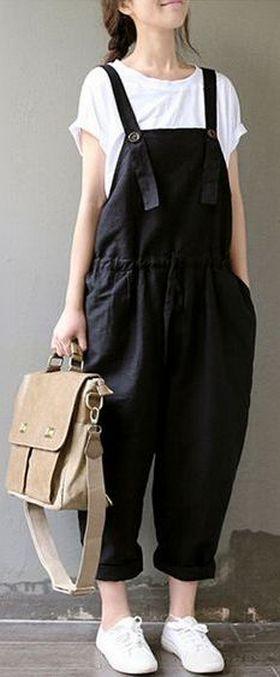 30 Best Jumper pants outfit ideas 27