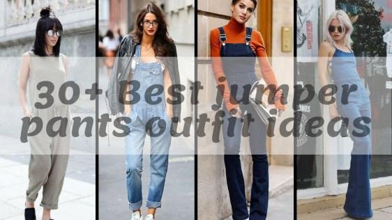 30 Best jumper pants outfit ideas