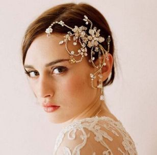 50Best wedding hair accessories ideas 24