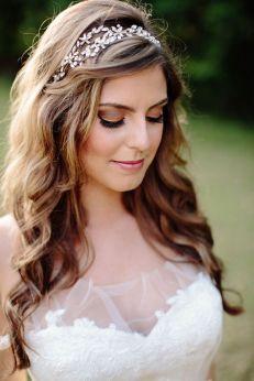 50Best wedding hair accessories ideas 3