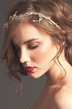 50Best wedding hair accessories ideas 37
