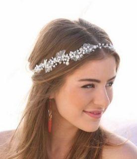 50Best wedding hair accessories ideas 44