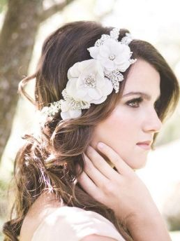 70+ Best Wedding lace headpiece Ideas 22