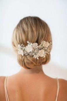 70+ Best Wedding lace headpiece Ideas 3