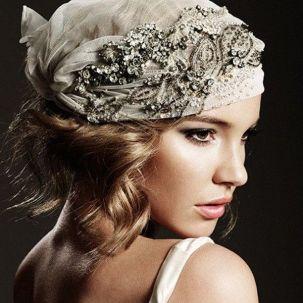 70+ Best Wedding lace headpiece Ideas 56