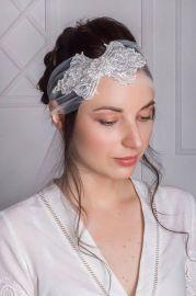 70+ Best Wedding lace headpiece Ideas 6