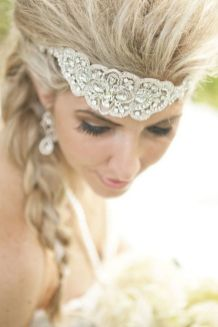 70+ Best Wedding lace headpiece Ideas 69