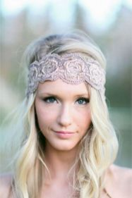 70+ Best Wedding lace headpiece Ideas 8