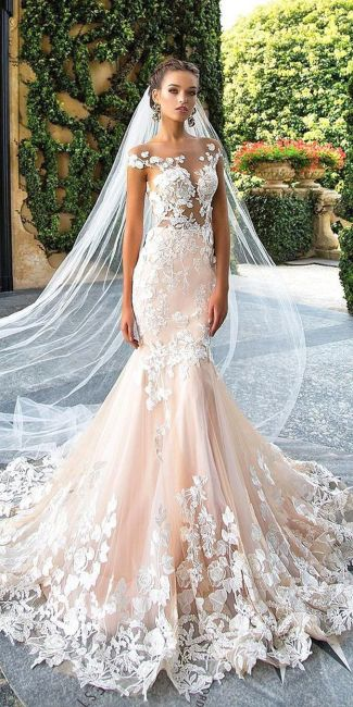 Amazing High Class Wedding Dress Ideas 30+13